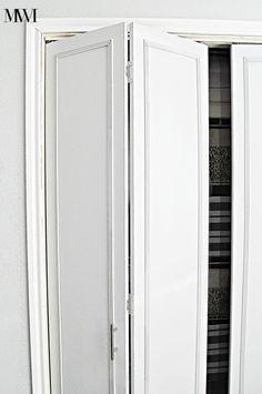 Luxury 34 Bifold Closet Doors