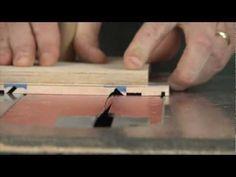 Making a Fold-up Mitered Box - WOOD magazine - YouTube