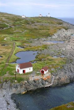 Beautiful Quirpon Island in Newfoundland Canada. Relax with this nature photo. Barbados, Jamaica, Ottawa, Newfoundland Canada, Newfoundland And Labrador, O Canada, Canada Travel, Canada Trip, Places To Travel
