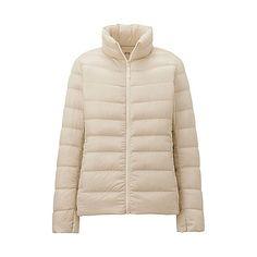 WOMEN Ultra Light Down Jacket