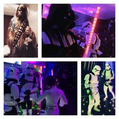 MAY THE FORTH BE WITH YOU!!! Throwback to the Star Wars party we organised last year 👽✨💥 #throwbackthursday #starwars #party #stormtrooper #darthvader #princessleia #chewbacca #eventprofs #Iamyourfather #evedeso #eventdesignsource - posted by Golborne Events https://www.instagram.com/golborneevents. See more Event Designs at http://Evedeso.com