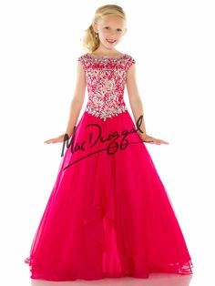 Sugar Girls Pageant Dress Style 82472S