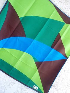 Vera silk scarf soh?