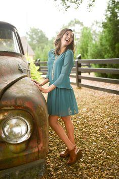 So Cute for fall #dresses #fall