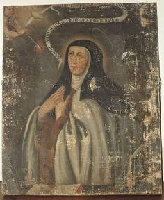 Santa Madre Teresa de Jesús, La Encarnación.