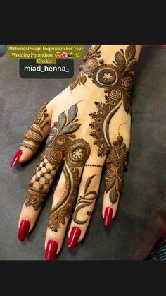 Modern Henna Designs, Rose Mehndi Designs, Henna Tattoo Designs Simple, Back Hand Mehndi Designs, Latest Bridal Mehndi Designs, Full Hand Mehndi Designs, Stylish Mehndi Designs, Mehndi Designs 2018, Henna Art Designs