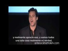 Jim Carrey _The power of intention - YouTube