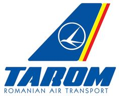 TAROM Logo [Romanian Air Transport - EPS File]
