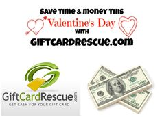 Save Time & Money with GiftCardRescue.com!