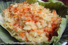 The Golden Nugget Gourmet: Carlty Bryer's Wicked Good Coleslaw