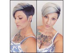 Krótkie fryzury: pixie, asymetryczne, undercut. Duża galeria inspiracji - Strona 2