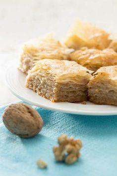 search - www. Greek Desserts, Greek Recipes, Greek Pastries, Sweetest Day, Cornbread, Deserts, Ethnic Recipes, Food, Sweet Days