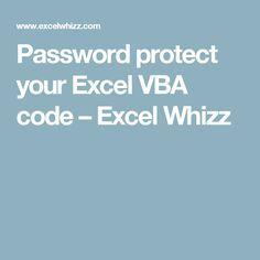 Editabletemplatess editable medical templates presents state of password protect your excel vba code excel whizz toneelgroepblik Gallery
