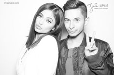 MVS Studio's Digital Photo Booth captured all the action at a glamor packed event for Kylie Jenner in Los Angeles. The event - held at the Kardashian's store Dash - was called #kylielipkit, named for her line of pucker products (Kylie Lip Kit), designed to give everyday consumers her plump pout. Attended by Kylie Jenner, Caitlyn Jenner, model Jordyn Woods among others, the event was a slice of LA life.