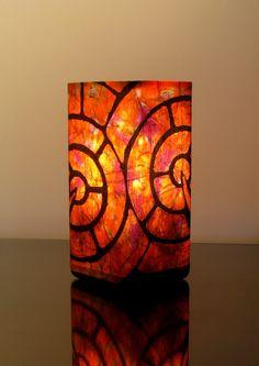 Batik Lamp