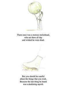 tim+burton+poems | Tim Burton the melon head