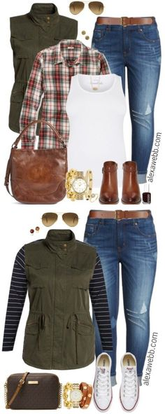 Plus Size Fall Vest Outfits - Plus Size Fall Outfits - Plus Size Fashion for Wom. - Plus Size Fall Vest Outfits – Plus Size Fall Outfits – Plus Size Fashion for Women – alexaweb - Fall Outfits 2018, Casual Fall Outfits, Fall Winter Outfits, Casual Winter, Grunge Outfits, Casual Summer, Outfits Plus Size, Plus Size Fall Outfit, Autumn Fashion 2018
