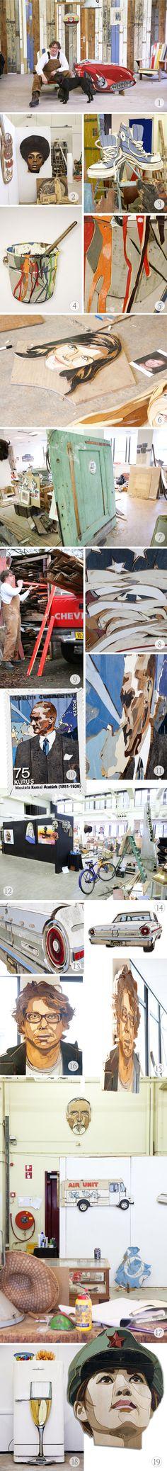 Diederick Kraaijeveld/Oud Hout   http://westwing.me/magazinewestwing   Westwing Home & Living Magazine