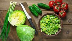 覺得自己年輕的人,通常蔬果也吃得比較多