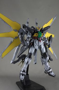 POINTNET.COM.HK - 超靚 !!模型作品 MG 1/100 Gundam Double X