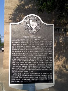 Abilene remembers the Thornton Store