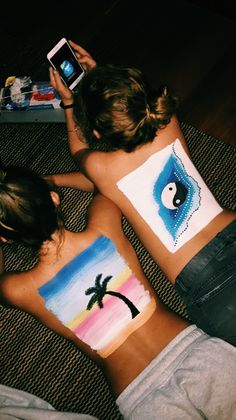 120 Back Painting Ideas Back Painting Body Art Painting Body Painting