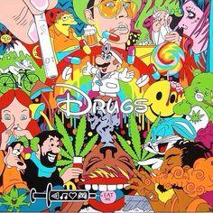 #Drugs #Trippy