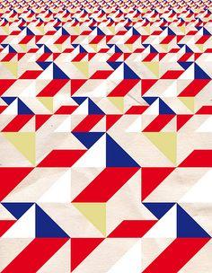 pattern geometric print