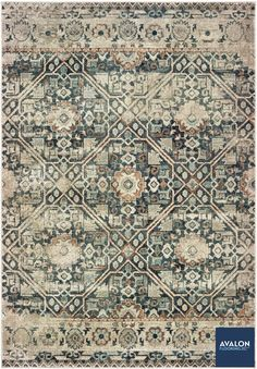 Raleigh Area Rug | 5'3x7'6 $299 | Also available in 3'10x5'5, 6'7x9'6, 7'10x10'10 & 9'10x12'10 | #arearugs #arearug #rugs #homedesign