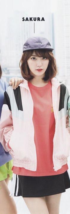 Kpop Girl Bands, Sakura Miyawaki, Japanese Girl Group, Celebrity Gossip, Girl Crushes, Kpop Girls, Cherry Blossom, Yuri, Celebrities