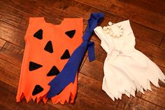 Fred And Wilma Flintstone Costume DIY
