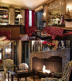 Le + authentique : le bar de La Réserve Paris