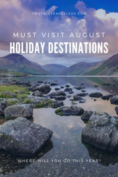 Picking between the best August holiday destinations really might be difficult to do this year.   From tropical Queensland, to chilly Iceland and everything in between, August is the perfect time to explore what the world has to offer!   Pack your bags and set off on an adventure that is perfect for this time of year!  Travel in August | Summer Holiday | Summer Vacation | Bristol | Romania | Port Douglas | Iceland | Ubud | Jeju Island | Lake District | Tajikistan | #summertravel… August Holidays, August Summer, Summer Travel, Holiday Travel, Hawaii Travel, Travel Guides, Travel Tips, Travel Abroad, Travel Advice
