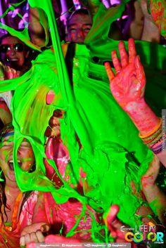 """DAYGLOW """"Life in Color"""" tour inspiration"""