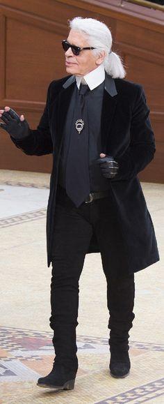 Karl Lagerfeld - 2015