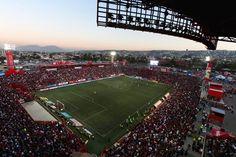 Estadio Caliente / Tijuana, Baja California, México