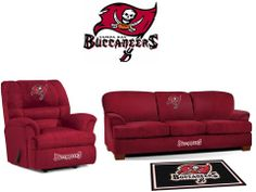 Use this Exclusive coupon code: PINFIVE to receive an additional 5% off the Tampa Bay Buccaneers Microfiber Furniture Set at SportsFansPlus.com