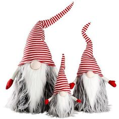 An Encylopedia of Gnomes! Good photo instruction & LOTS of different gnomes in poses, some with legs, some made of old sweaters, some of felt. Swedish Christmas, Christmas Gnome, Scandinavian Christmas, Christmas Projects, Holiday Crafts, Holiday Fun, Christmas Holidays, Christmas Decorations, Christmas Ornaments