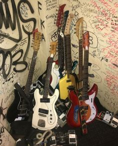 stay safe amazing Tagged with aesthetic alternative colors electric grunge guitar guitars metal music records retro rock vintage Music Aesthetic, Retro Aesthetic, Aesthetic Grunge, Aesthetic Photo, Aesthetic Pictures, Photo Wall Collage, Picture Wall, A Saucerful Of Secrets, Arte Grunge