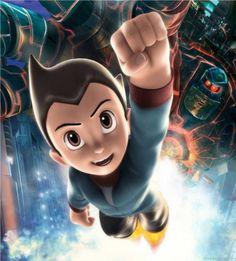 Guía didáctica de 'Astro Boy'