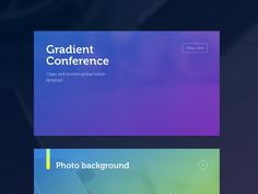 Gradient Presentation Template designed by erigon. Connect with them on Dribbble; the global community for designers and creative professionals. Make A Presentation, Presentation Templates, Slide Design, Ui Design, Presentation Backgrounds, Photo Backgrounds, Keynote Template, Mood Boards, Feelings