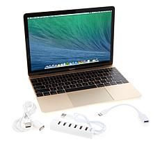 "Apple MacBook® 2017 12"" Retina HD Laptop + Tech Support"