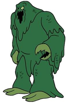 """Scooby-Doo Villain: Creature from Chemistry Lab from """"The Creature Came from Chem Lab"""" Cartoon Drawings, Drawing Sketches, Scooby Doo Tattoo, Ra Themes, Scooby Doo Images, Hanna Barbera, Floor Decor, Halloween 2020, Looney Tunes"""