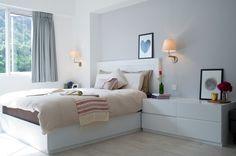 Modern Bedroom by hoo Interior Design & Styling