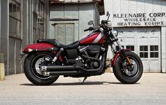 There's nothing like the thick steel of the Fat Bob to stir something deep inside a rider. | 2015 Harley-Davidson Fat Bob