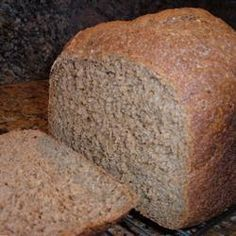 Bread machine:Date and Almond Fruit Bread Spelt Bread, Bread Mix, Vegan Bread, Almond Fruit, Vegan Dating, Bread Maker Recipes, Cooking Bread, Fruit Bread, High Fiber Foods