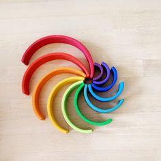 waldorf regenboog poppetjes - Google zoeken