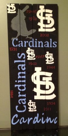 St. Louis Cardinals sign!