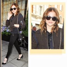 Chloe Grace Moretz | Look of The Day