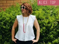 Sometimes a lady needs a sassy work outfit that says smart but stylish. Sometimes a lady needs a lovely party frock that says let's boogie. Other times a lady needs a needs a flowy summer top made …